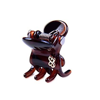 Prendedor Milano Small Tartaruga