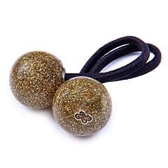 Rabicó Buo Ball Pequeno Glitter Dourado