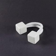 Rabicó Duo Cube Médio Branco