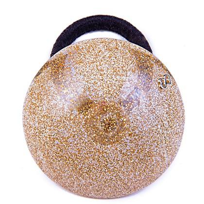 Rabicó Full Moon Glitter Dourado