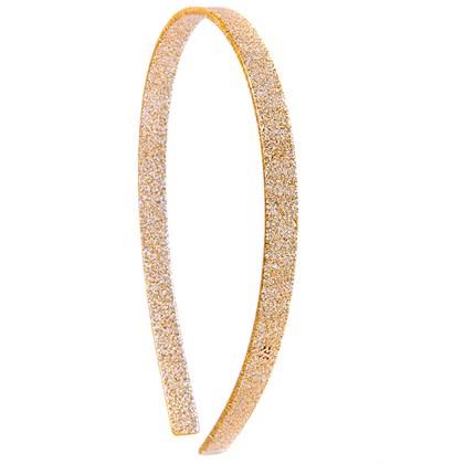 Tiara Marcela Glitter Dourado